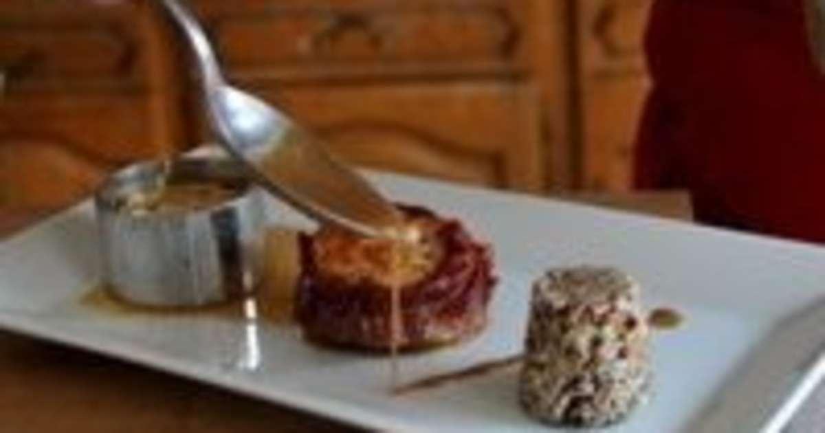 sauce au balsamique mont e au beurre recette sauce balsamique recette par chef simon. Black Bedroom Furniture Sets. Home Design Ideas