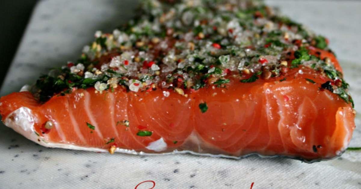 saumon gravlax recette par happy cooking. Black Bedroom Furniture Sets. Home Design Ideas