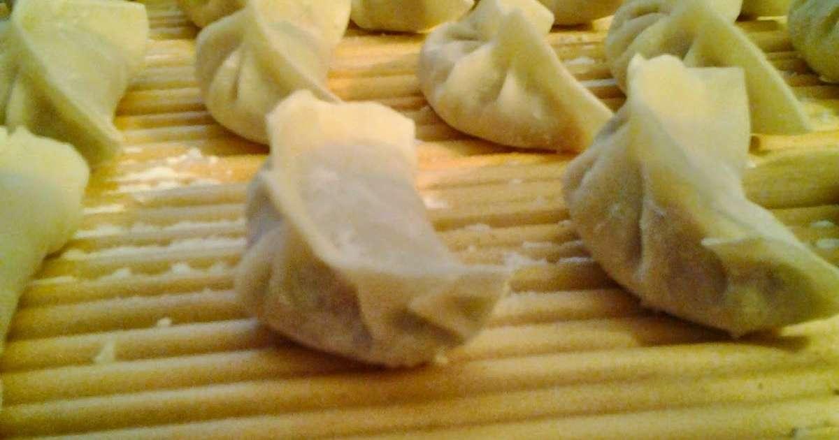 chinois fourré crème au pavot