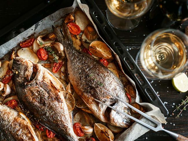 Quels vins boire avec un poisson grillé ?