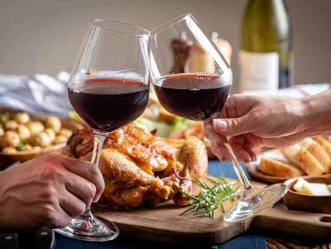 Quels vins boire avec le poulet ?