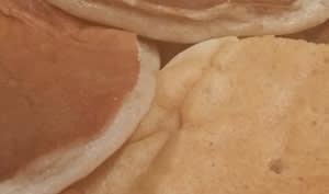 Pancakes Paléo Protéinés