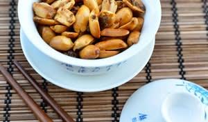 Des recettes qui ne comptent pas pour des cacahuètes