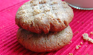 Biscuits au beurre d'amande