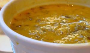 Vinaigrette à l'orange et à la coriandre fraîche