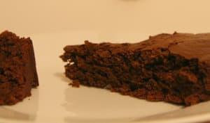 Moelleux au chocolat végane
