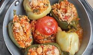 Légumes farcis à la libanaise