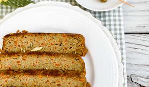 Pâté végétal à la carotte