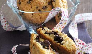 Big Cookies au chocolat Carambar