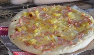 pizza savoyarde reblochon pommes de terre et lardon
