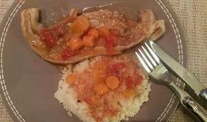 Tendrons de Veau aux petites carottes