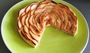 Fini les tranches de pommes qui se cassent lors du montage d'une tarte