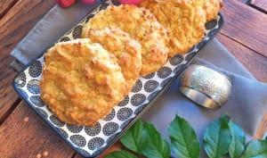 Cookies salés lentilles corail et feta