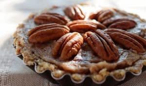 Tartelette aux noix de pécan