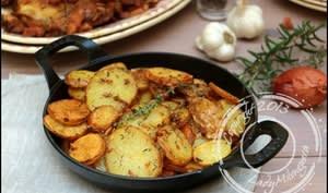 Pommes de terre sautées de Gordon Ramsay