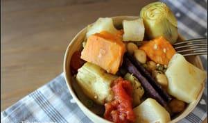 Tajine de légumes d'automne au multi cuiseur