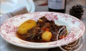 Joues de bœuf en irish stew