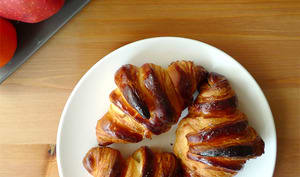 Croissants croustillants