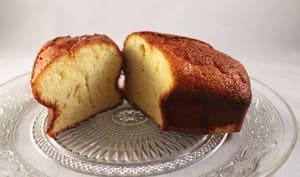 Délicieux petits cakes au citron