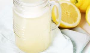 Tisane citron gingembre