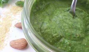 Pesto d'épinards