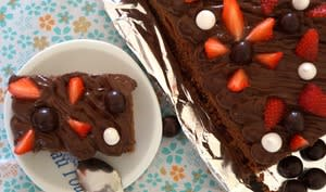 Brownie Michoco d'après Christophe Michalak