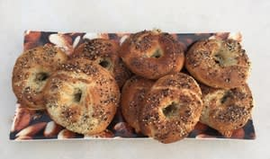 Bagels New Yorkais