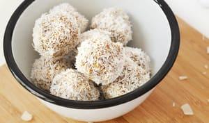 Energy balls à la noix de coco