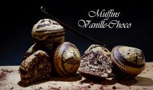 Muffins Vanille Choco