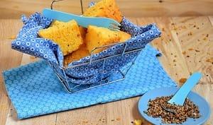 Le maïs, une céréale très pop !