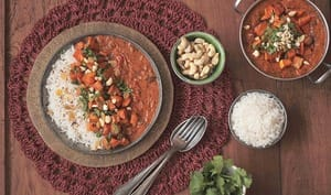 Le vendredi, c'est curry !