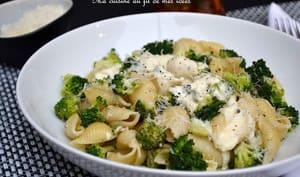 Conchiglie aux brocolis et anchois