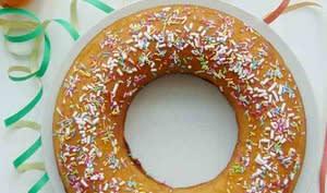 Berlingozzo, gâteau de carnaval de Toscane