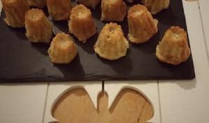 Bouchées au thon et cœurs d'artichauts