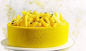 Gat-Ô mangue, ananas, coco, passion
