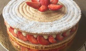 Succes aux fraises de Vincent Guerlais
