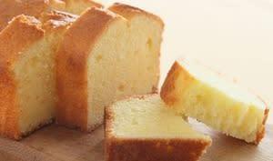 Gâteau nature rapide