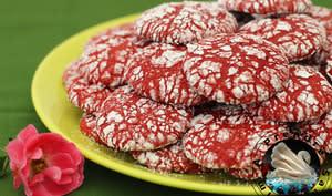 Crinkles red velvet