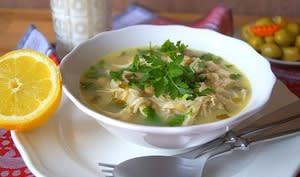 Chorba soupe algérienne