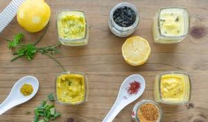 4 mayonnaises parfumées