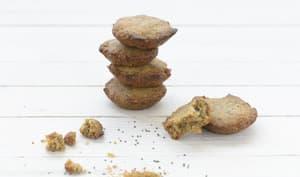 Biscuits citron pavot sans gluten