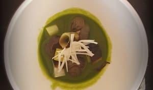 Escargots et poireau, simple complexité