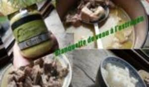 Blanquette de Veau à l'Estragon