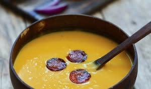 Les veloutés, ces soupes onctueuses