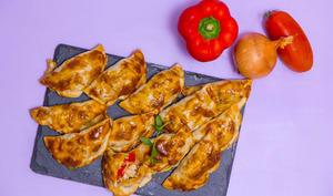 Empanadas poivrons et boeuf