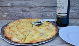 Pizza montagnarde