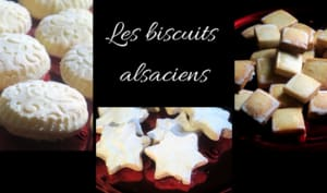 Les biscuits alsaciens