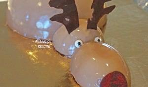 Bûche, Rodolphe, Le renne du père Noël