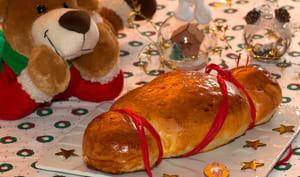 Cougnou ou coquille de Noël