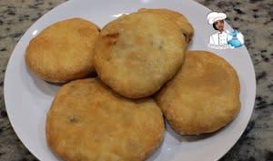 Empanadas au bœuf croustillant